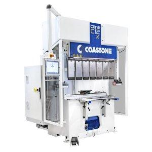 Serwoelektryczna prasa krawędziowa cone c12x