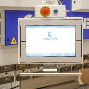 Serwoelektryczna prasa krawędziowa cone c12